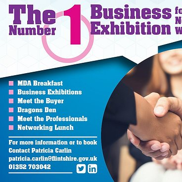 Join us at the North Wales Business Exhibition 2019 – Stand B14