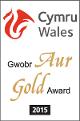 Visit Wales Gold Award