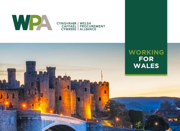 Welsh Procurement Alliance framework agreement awarded to Brenig Construction
