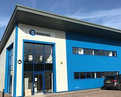 The Brenig Commerce Park is Complete