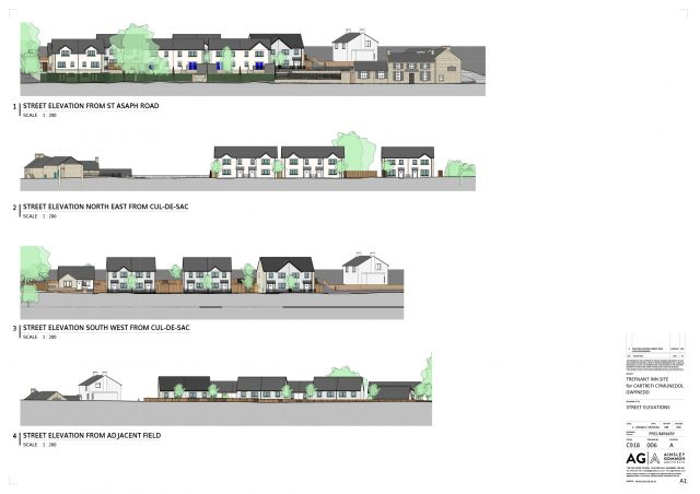 Brenig Construction partner with Adra on a new development in Denbighshire