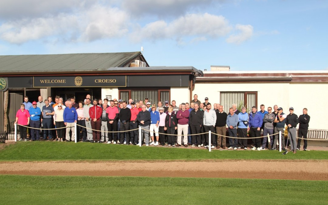 Brenig Construction Sponsors the Tŷ Gobaith Golf Day!