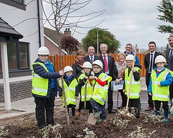 Our Llanfairfechan Development is Complete – Three Months Early