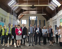 Ysgol Maelgwn project to create new jobs & homes for the local area
