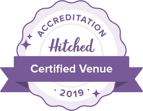 Hitched - Certified Venue 2019
