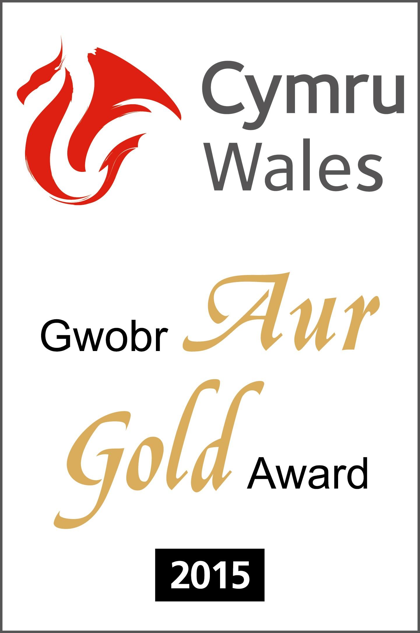 Wales Gold Award