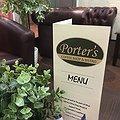 Porter's Coffee Shop - Rhyl