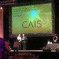 CAIS named Conwy Business of the Year
