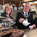 Council chief officially opens Porter's Rhyl