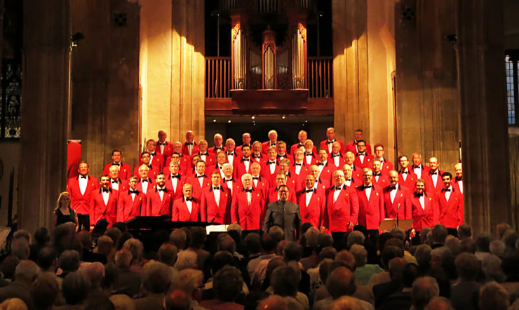 London Welsh choir tickets for friends of CAIS