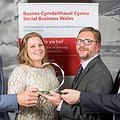 National award for CAIS Social Enterprises