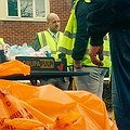 Recovery in Action clean up Wrexham