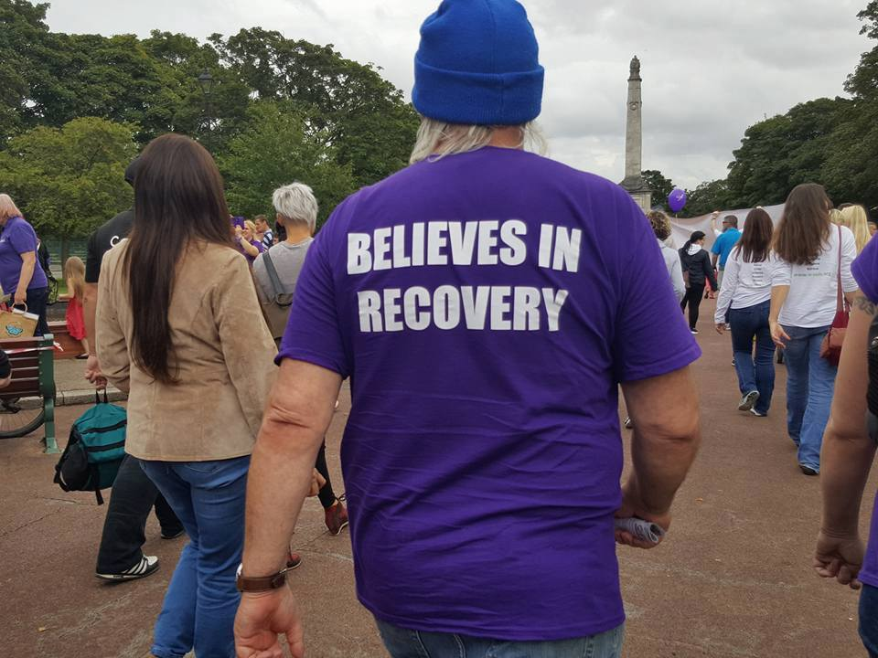 We believe in the power of recovery