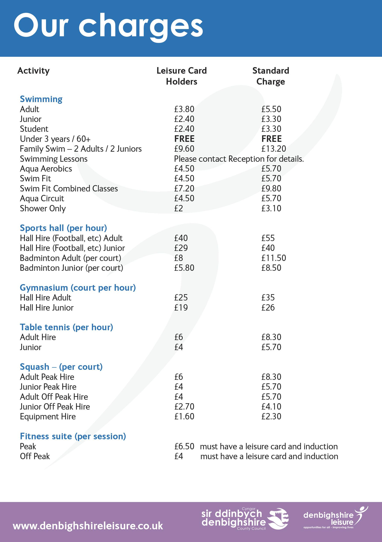 Prices English 17 - 1