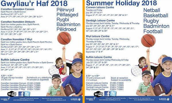 Sportzone Summer 2018