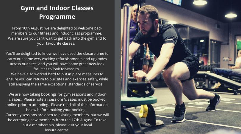 Indoor Classes Guidance 1