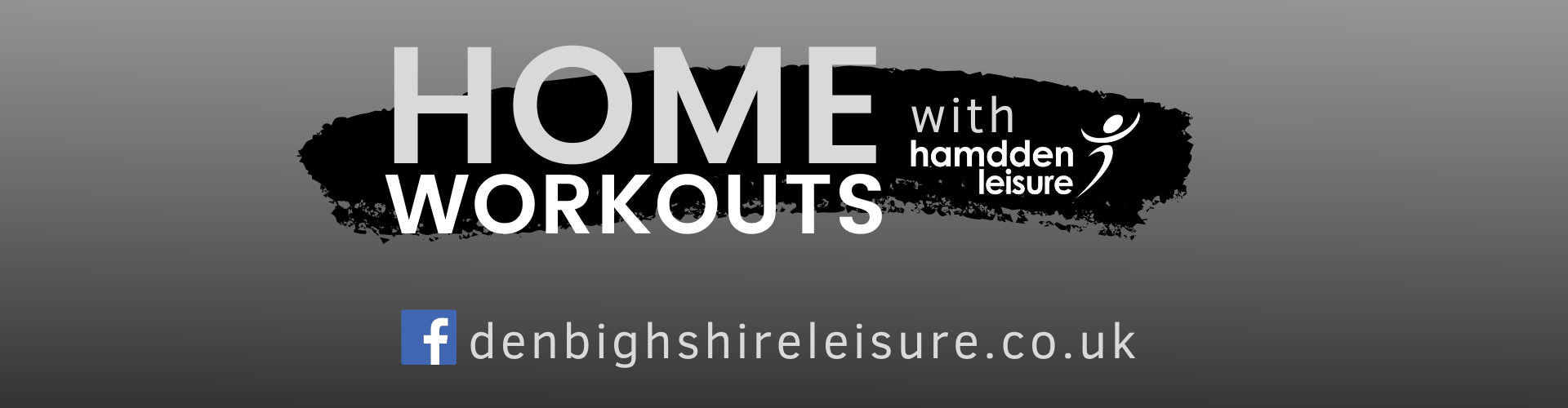 Home workouts banner