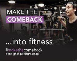 #MakeTheComeback