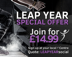 Leap Year Fitness Offer