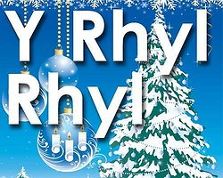 Rhyl's Christmas Light Switch On