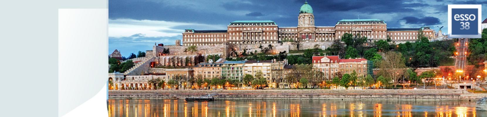 ESSO 38: 10-12 October, Budapest (HU)
