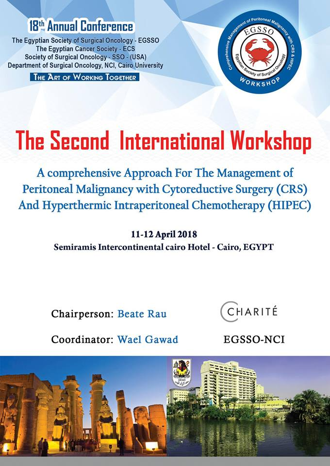 Egyptian Society of Surgical Oncology EGSSO :: ESSO