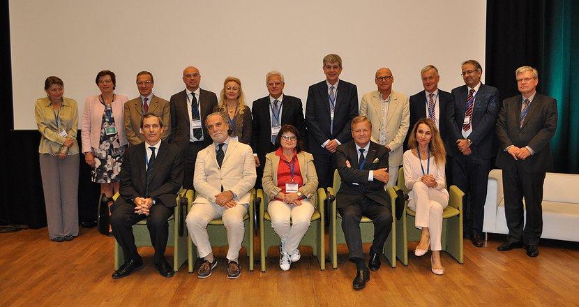 ESSO Board 2016 - 2018