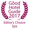 Good Hotel Guide Spa 2017