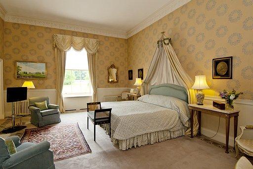 Hartwell Lee Suite Bedroom - Room 16