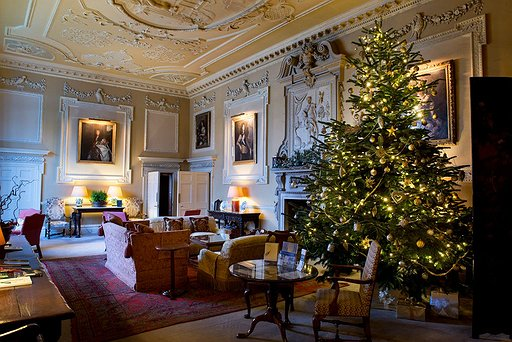 Great Hall & Christmas Tree