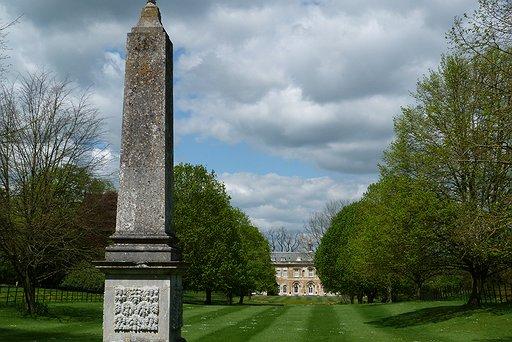 Obelisk On South Lawn