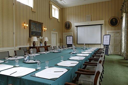 James Gibbs Meeting Room Far End