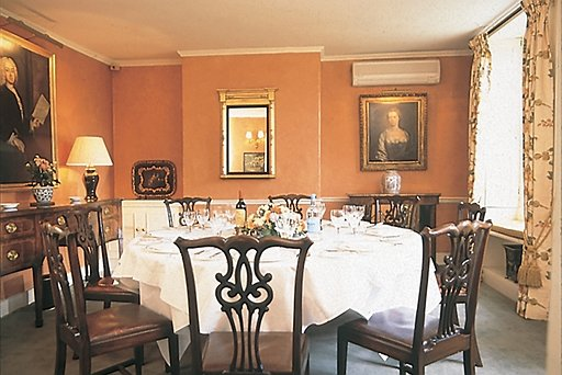 Old Rectory - Dining Room