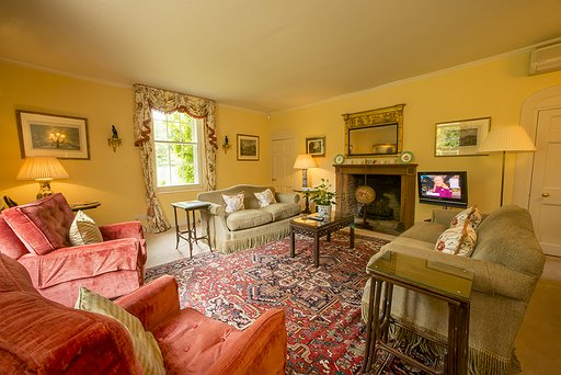 Old Rectory Drawing Room