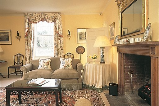 Old Rectory - Drawing Room