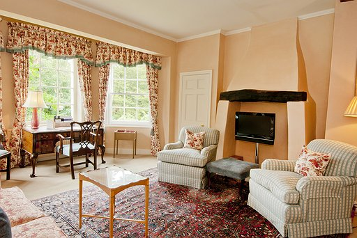 The Old Rectory Master Suite Sitting Room (2)