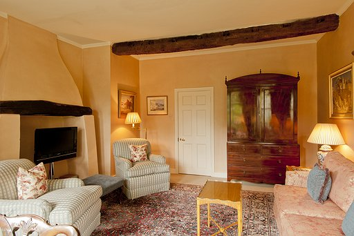 The Old Rectory Master Suite Sitting Room (3)
