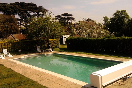 The Old Rectory Swimming Pool