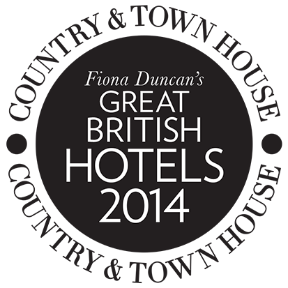 Country and Town house - Great British Hotels 2014