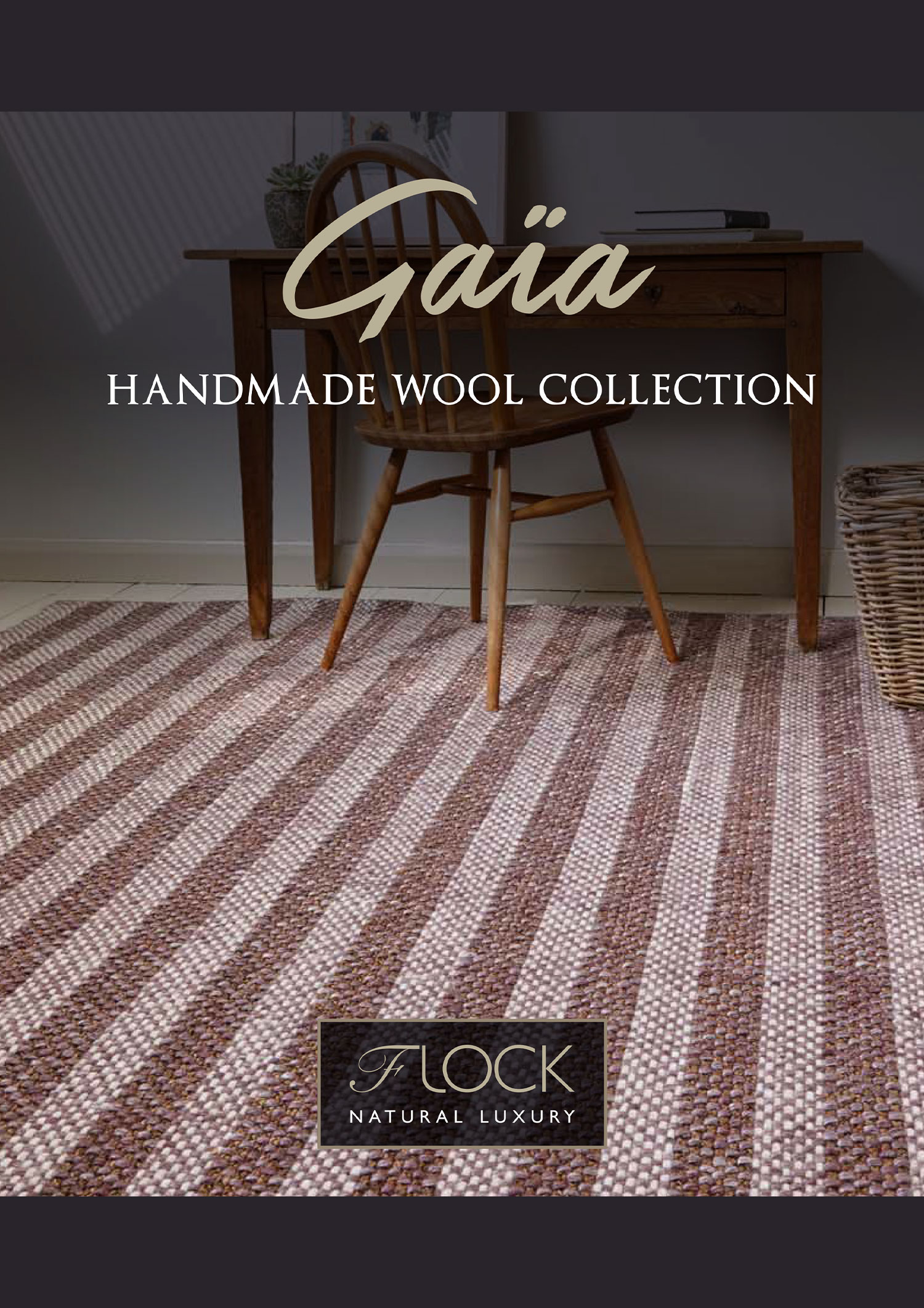 Flock-Living Limited<br>GAIA Wool Collection