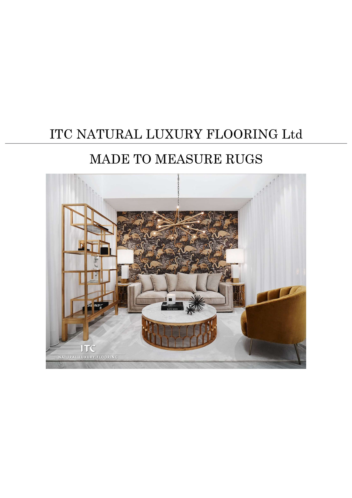 ITC Natural Luxury Flooring Ltd