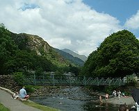 North Wales Scenery and Attractions