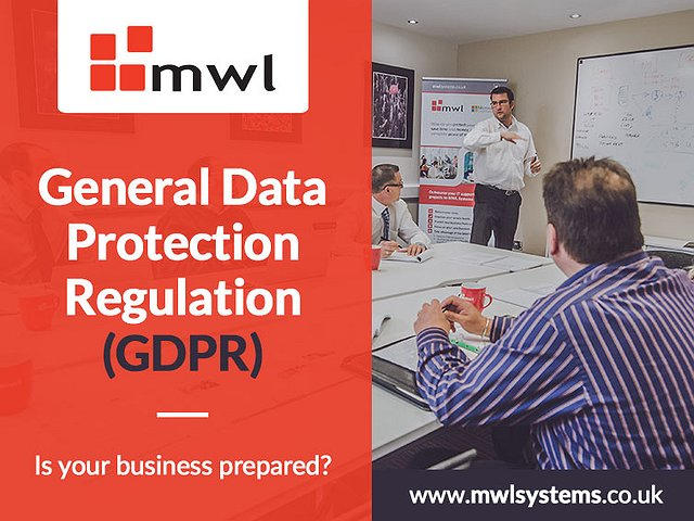 Is your business prepared for GDPR?