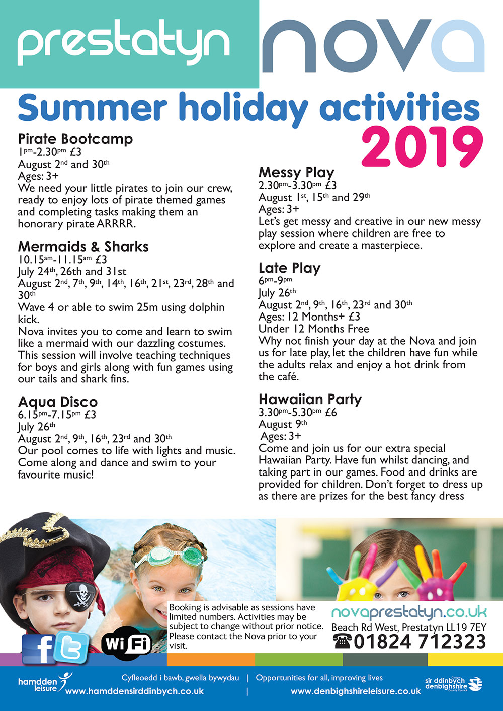 Summer Play 2018