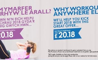 First direct debit from £20.18