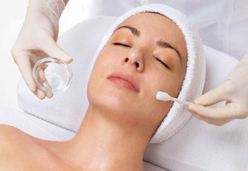 Are skin peels a must?