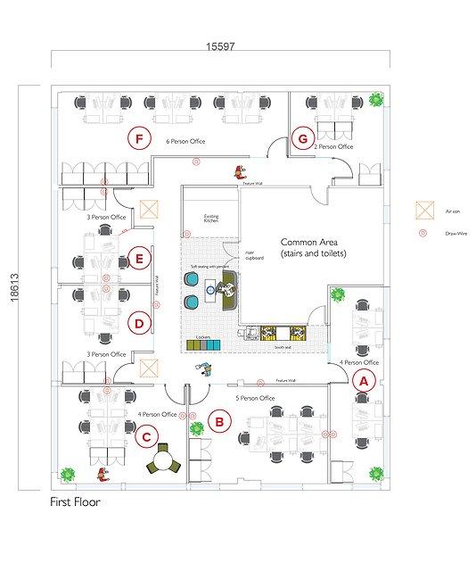 Unit 5510 Office Suites
