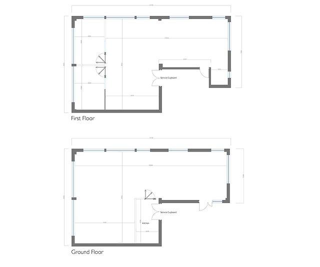 Unit 5440 - First & Ground Floor