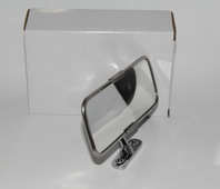 classic interior mirror Chrome