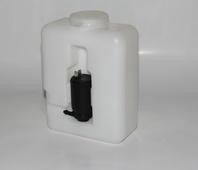 Plastic Washer Bottle (inc fitting kit)